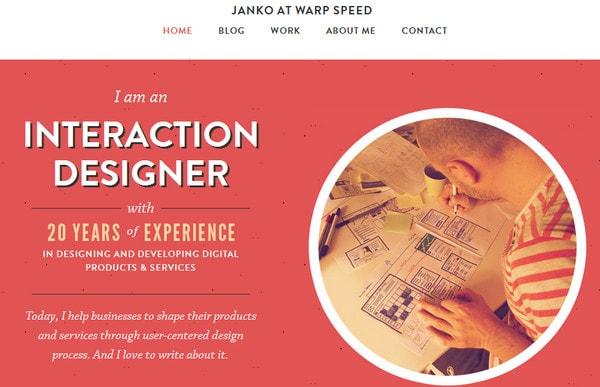 Janko at warp speed