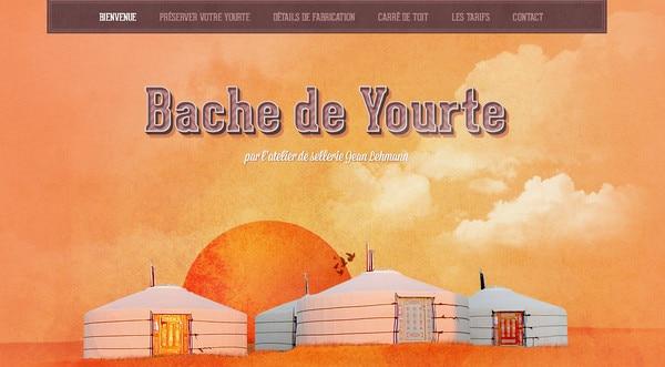 Bache de Yourte