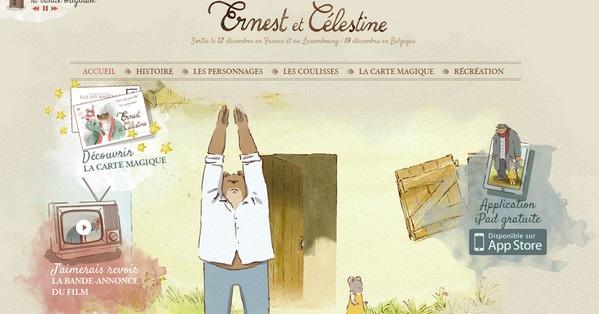 Erneste et Celestine