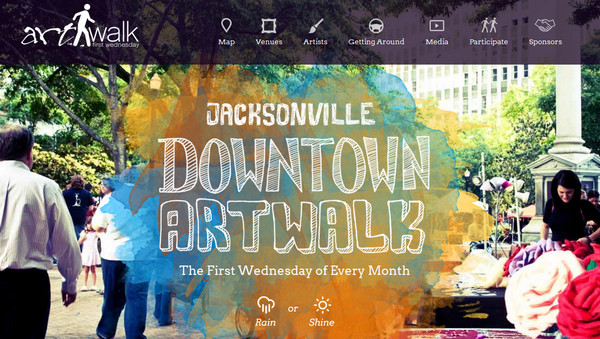 Jacksonville Artwalk