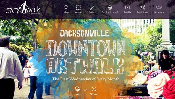 Jacksonville Artwalk