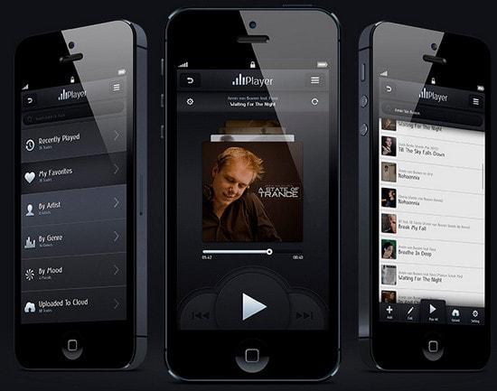 Player - Music Player App by Ilya Boruhov