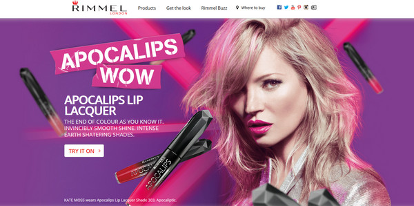 Rimmel London UK