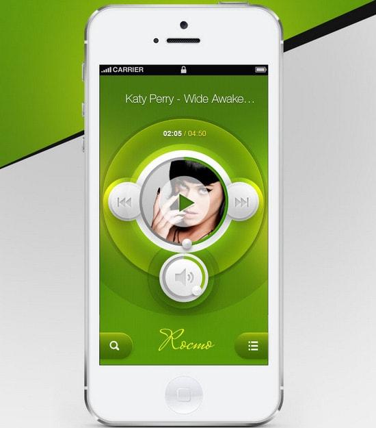 Rocmo Music App by Jeet Sean