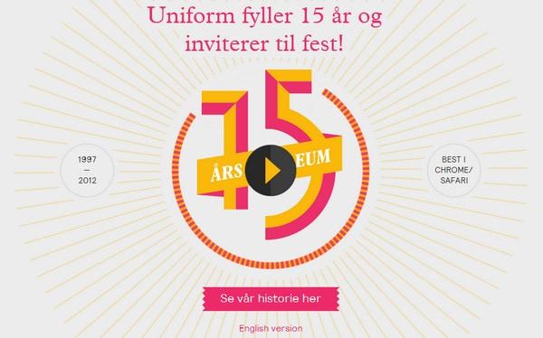 Uniform 15