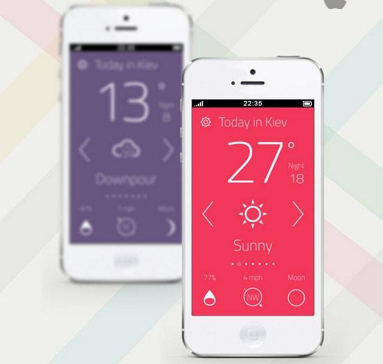 Weather App by Artem Svitelskyi