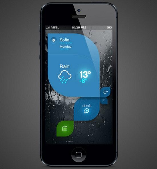 Weather App by Tsvetelin Nikolov
