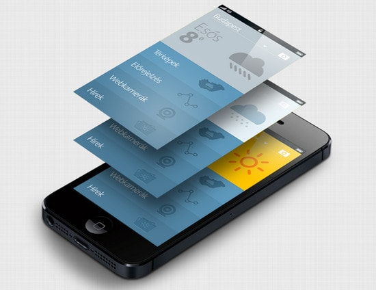 Weather App by Zsolt Baritz