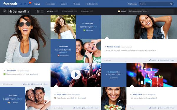 Facebook Prototype