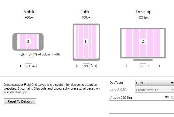 New Features of Dreamweaver CC - Designmodo