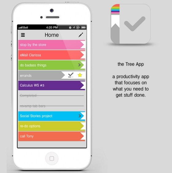 A Productivity App by Megan Holstein
