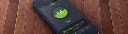 Examples of Mobile Applications with Circular Vibe