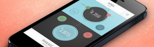 Use of Flat Design in Mobile App Interfaces, Best Examples
