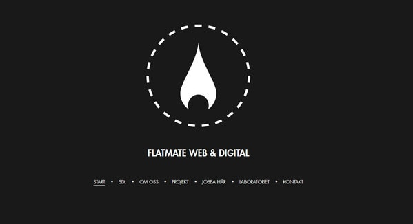 Flatmate Web and Digital