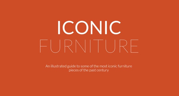 Iconic Furniture