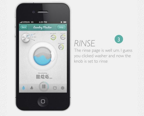 Laundry Master App by Zahir Ramos