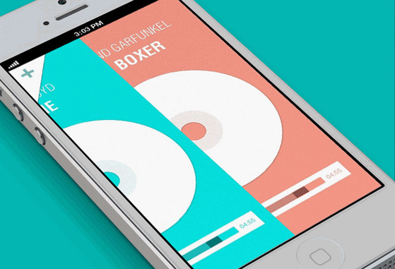 Music App by eyal zuri