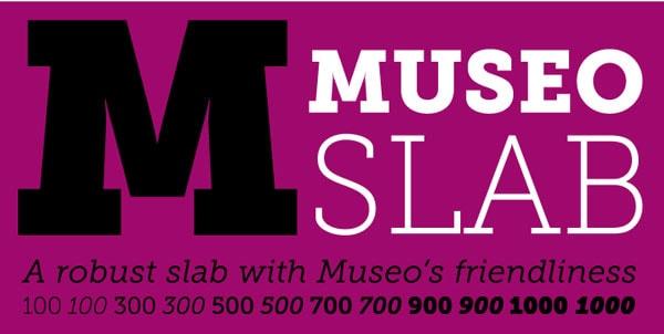 museo slab