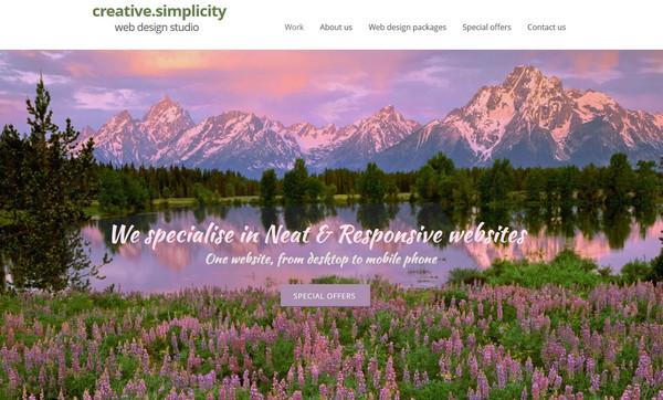Creative Simplicity Web Studio