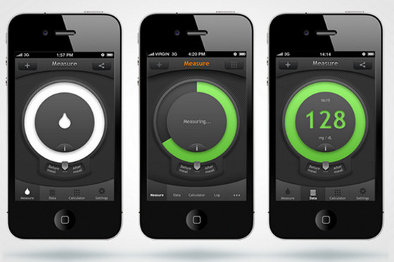 Dario - app design by Morning