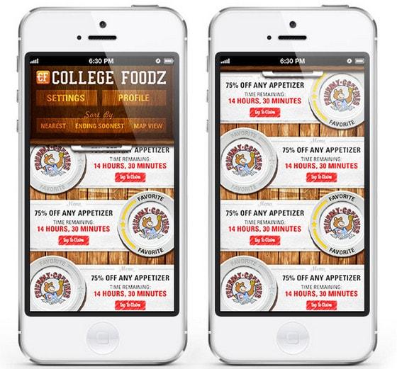 College Foodz by Joseph Baggett