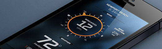Knobs and Dials in Mobile App Interfaces