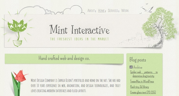 Mint Interactive