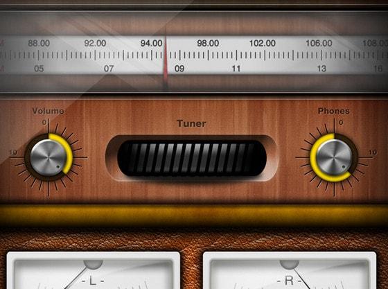 Old Futuristic Radio by Tobia Crivellari
