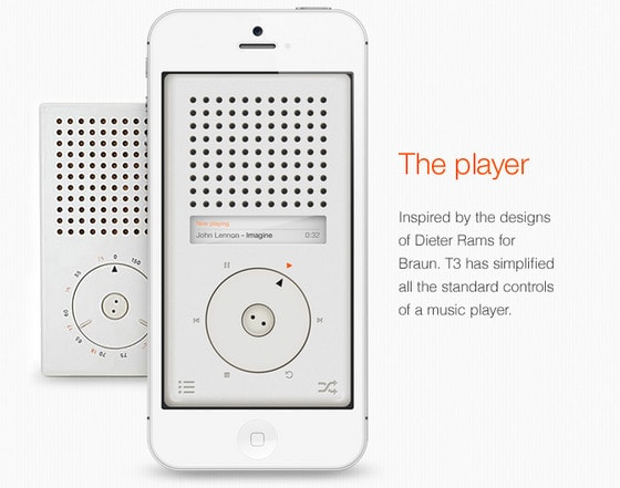 T3 Player App