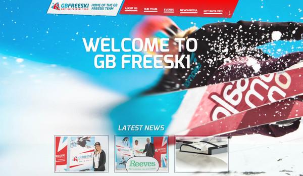 TeamGB Free Ski