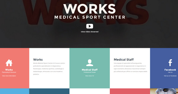 dynamic and vivid sport related website designs designmodo
