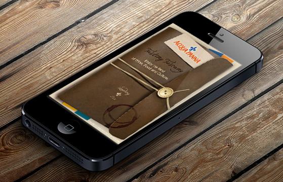 iPhone App by Alessandra Monaco