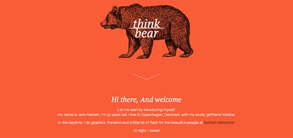 Create an Awesome Single-Page Website - Designmodo