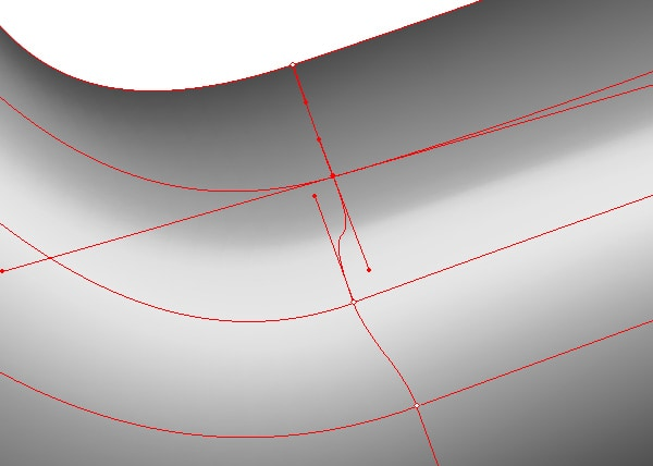 how to delete a gradient mesh in illustrator