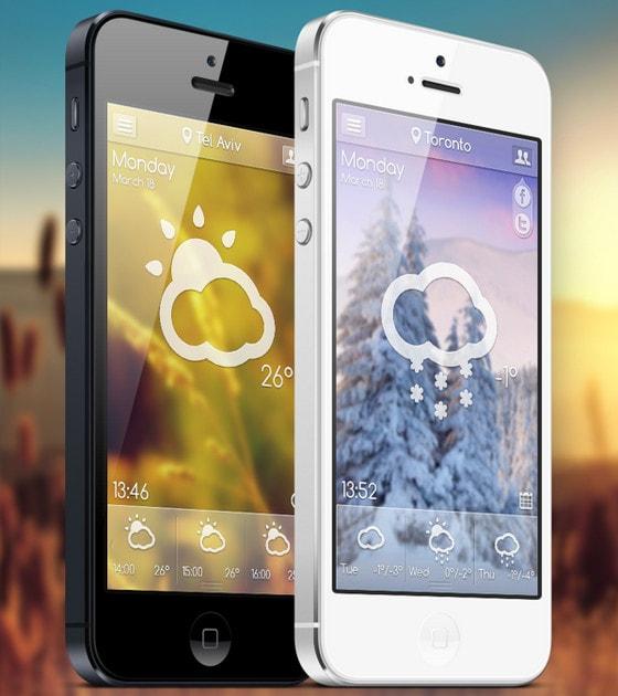 Just Weather App by LEX NAU