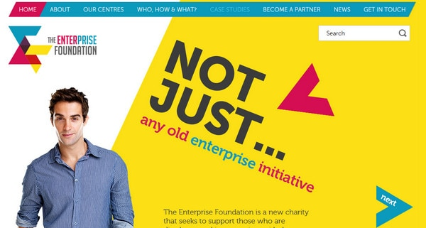 The Enterprise Foundation