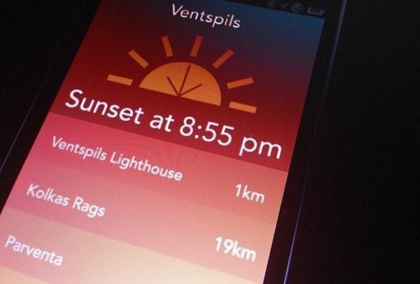SunFun App