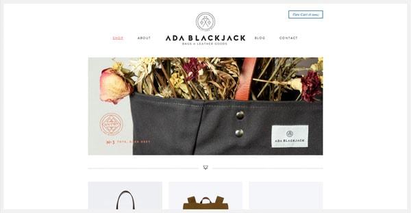 ADA Blackjack Goods