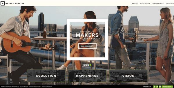 Makers Quarter