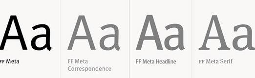 A Quick Guide to Sans-Serif Fonts
