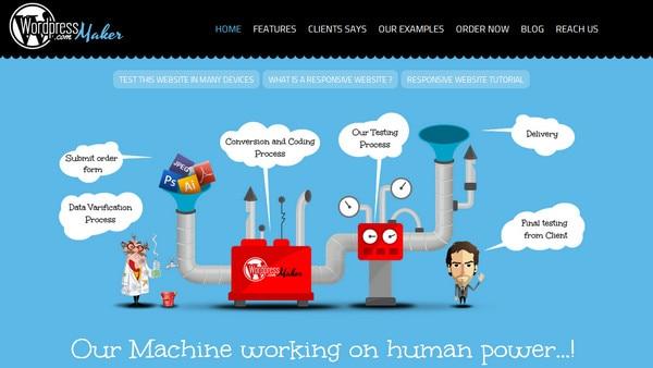 Wordpress Maker