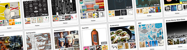 Design Inspiration: Designers to Follow on Pinterest