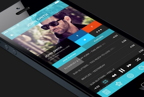 Sound Around App by Ilya Dmitruk