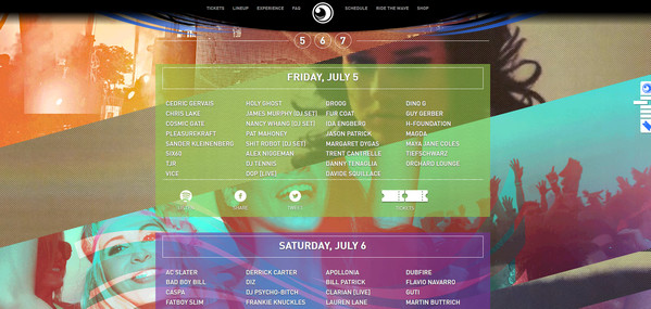 Wavefront Musical Festival