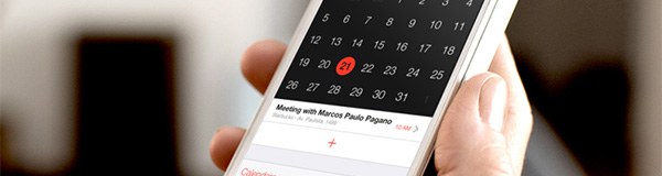 Well-Groomed Vibrant Calendar Widget Designs for Mobile Apps