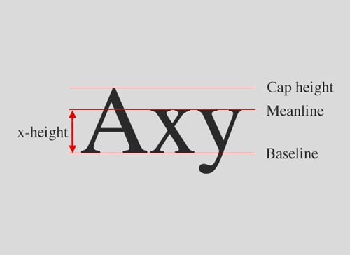 Crash course in typograhy