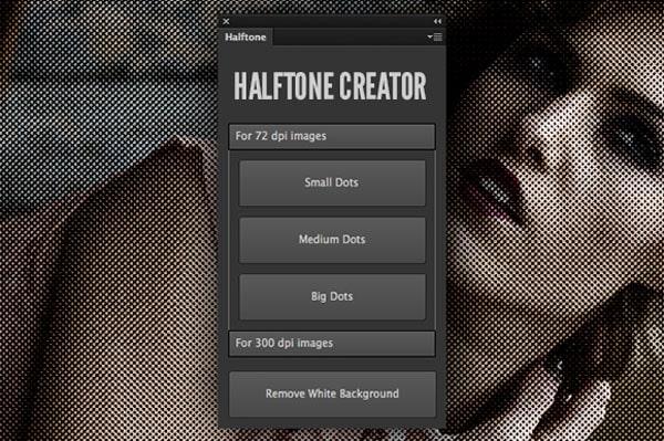 Halftone Creator
