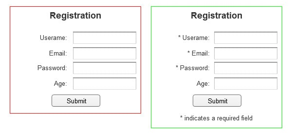Registration Forms. Registration Form Template Free Pdf Word ...