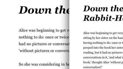 Typography for responsive web design