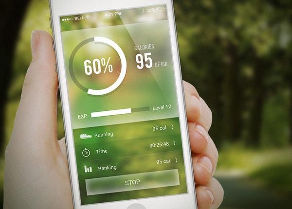 Fitness App by buatoom
